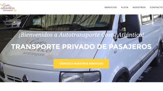 autotransportePagina